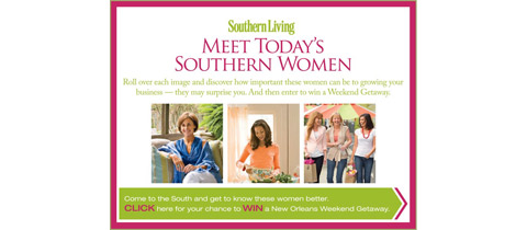 Southern Living Marketing Promo
