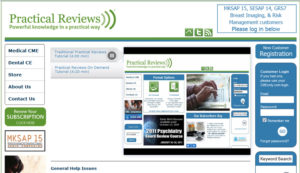 Practical Reviews online tutorials